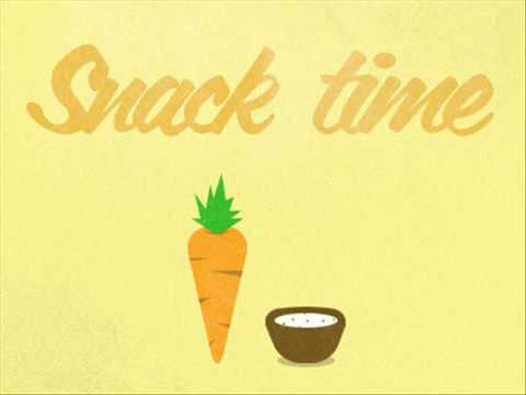 Snack Time - Music For Kids