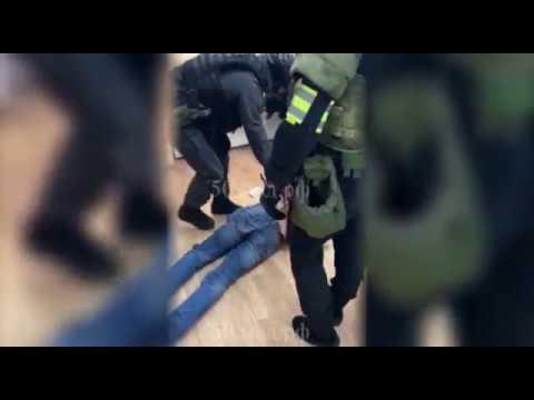 Спецназ задержал вооружённого захватчика в Котельниках