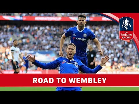 Chelsea's Road to Wembley  2017 Emirates FA Cup Final
