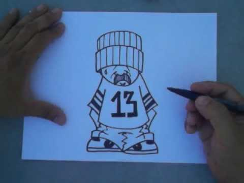 How to draw a CHOLO