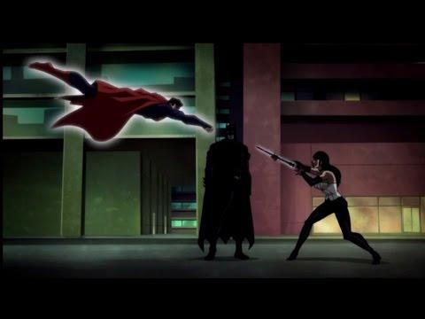 Batman vs Justice League DARK