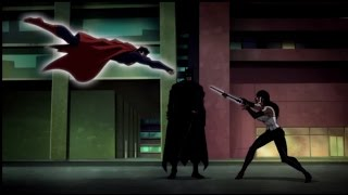 Batman vs Justice League DARK