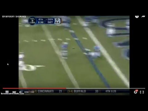 Brandon Stokley td vs Lions