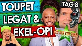 Dschungelcamp 2019 - Tag 8: Thorsten Legat RETTET Gisele! Domenicos Toupet raus!
