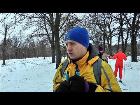 Канал Кіровоград: Безкоштовні катання на лижах організували в Кропивницькому.