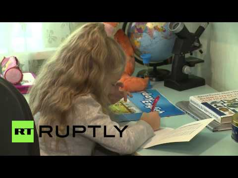 Ukraine: Donetsk jobs and education suffer as conflict rages on