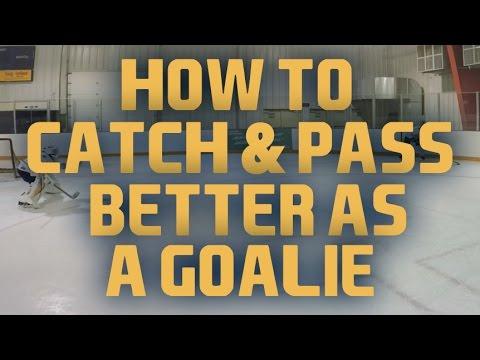 how to catch a puck
