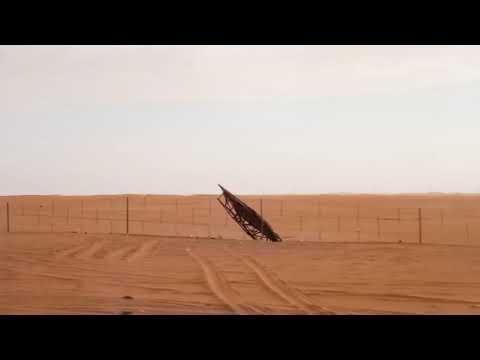 Riyadh to damaam saudi arabia desert