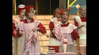 Kinderen voor Kinderen wordt nagedaan in de Mini Playbackshow