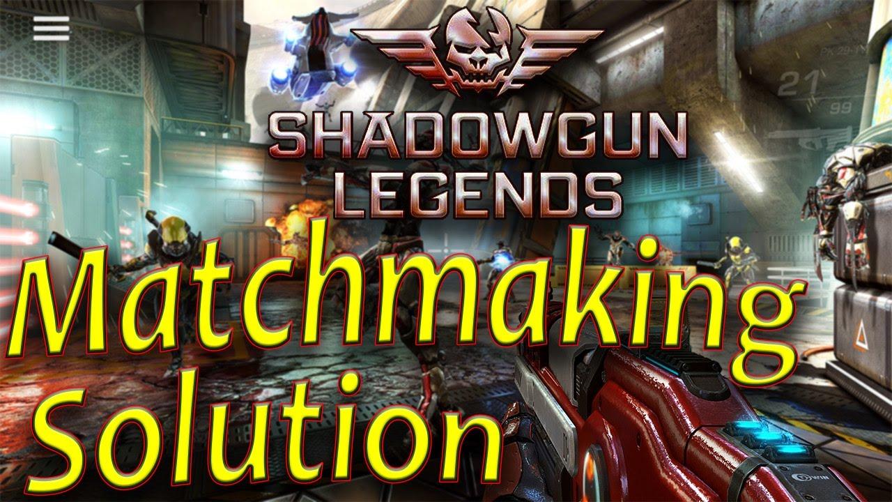 Shadowgun matchmaking