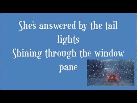 Colder Weather - Zac Brown Band (Lyrics)