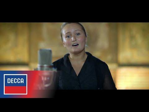 """Julia Lezhneva sings """"O nox dulcis..."""" (excerpt) from Handel's """"Saeviat tellus inter rigores"""""""