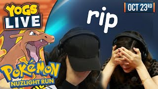 THE FIRE-RED WEDDING - Pokemon FireRed Nuzlight Challenge w/ Barry & Lydia - 23/10/19