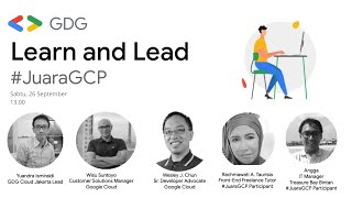 Download Lagu Learn and Lead With #JuaraGCP mp3