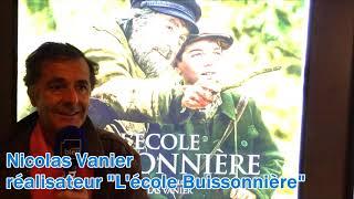 Nicolas Vanier présente son film