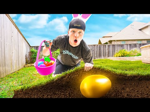 WHO Can Find The MOST EGGS In 1 MINUTE!