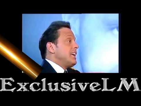 Luis Miguel  Menciona A Su Hijo !!!  (Entrevista Muy Poco Vista)