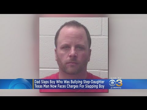 Shay Diddy - Father Faces Felony Charges For Slapping His Stepdaughter's Bully!