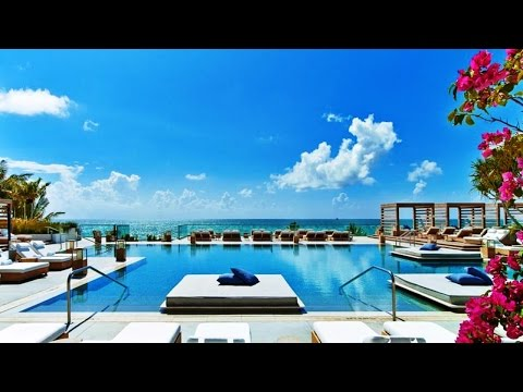 1 Hotel South Beach, Miami Beach, Florida, USA, 5 stars hotel