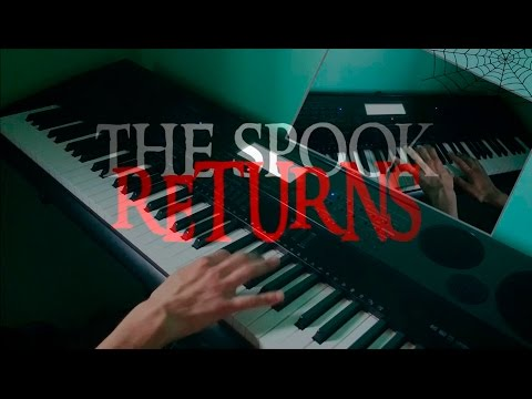 KSHMR B3nte & Badjack - The Spook Returns Piano Cover