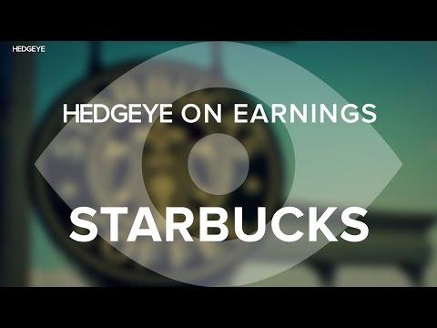 Under 60 Seconds: Starbucks Earnings Report | $SBUX
