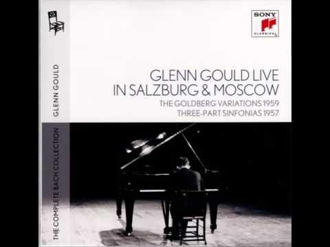 Glenn Gould Live in Salzburg & Moscow