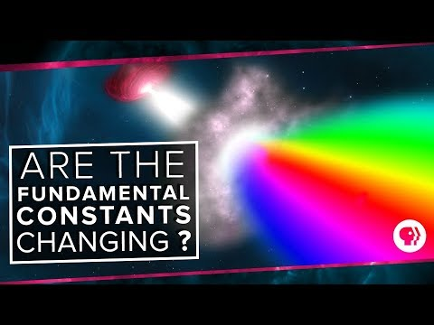 Are the Fundamental Constants Changing? - Unified Field Theory .org 2018-09-03 03:04