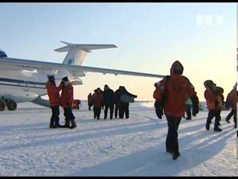 Russia to build platform for Arctic research