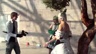 """Leipziger Buchmesse 2013 Cosplay """"UniverseComicEffect"""" Part 2 of 2"""