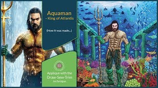 How it was made - Aquaman - King of Atlantis