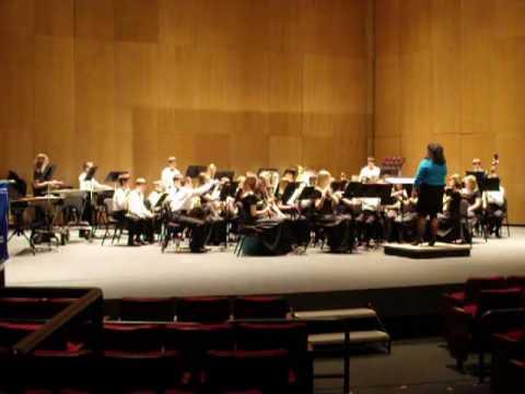 Washington Middle School Band Chicago Festival