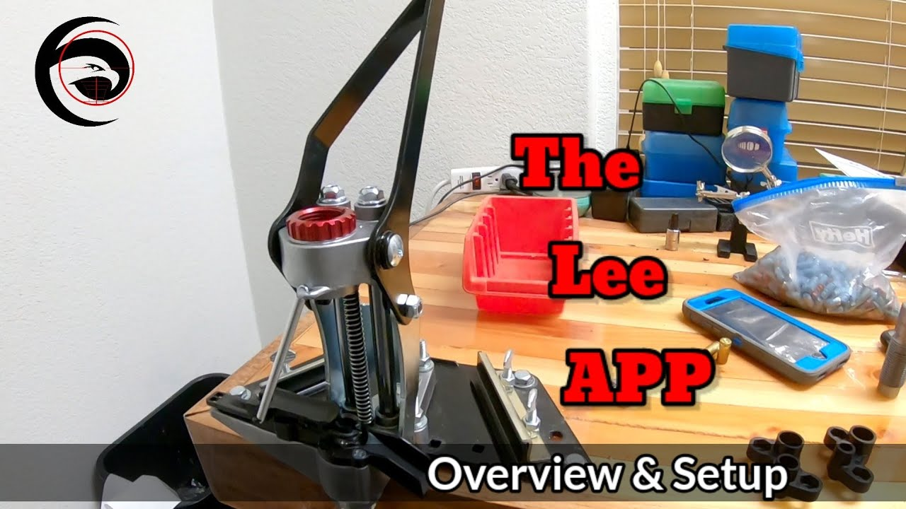 Lee Precision APP - The Mini workhorse and upgrades