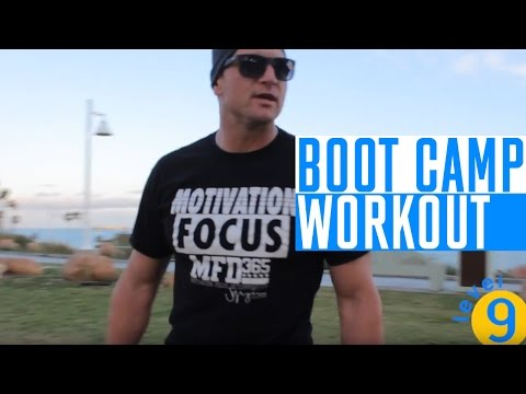 Level 9 Long Beach CA Boot Camp & Personal Training