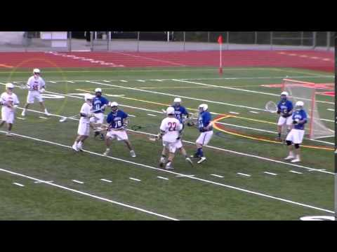 Matt Offermann 2014 Peters Township Lacrosse Complete Season Highlights