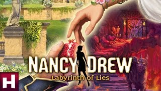 Nancy Drew: Labyrinth of Lies Official Trailer | Nancy Drew Games | HeR Interactive