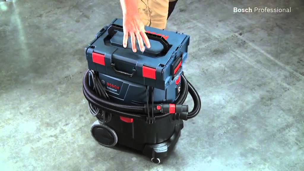 Bosch Wet Dry Dust Extractor Gas 35 L Sfc Professional