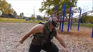 Бейн против Зомби Человека Паука, против Пугало и против Джокера