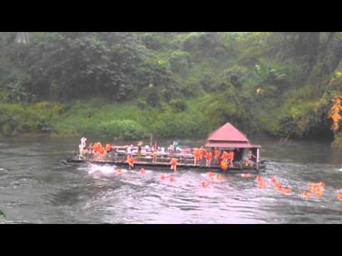 รีสอร์ทวังนกแก้ว #กาญจนบุรี