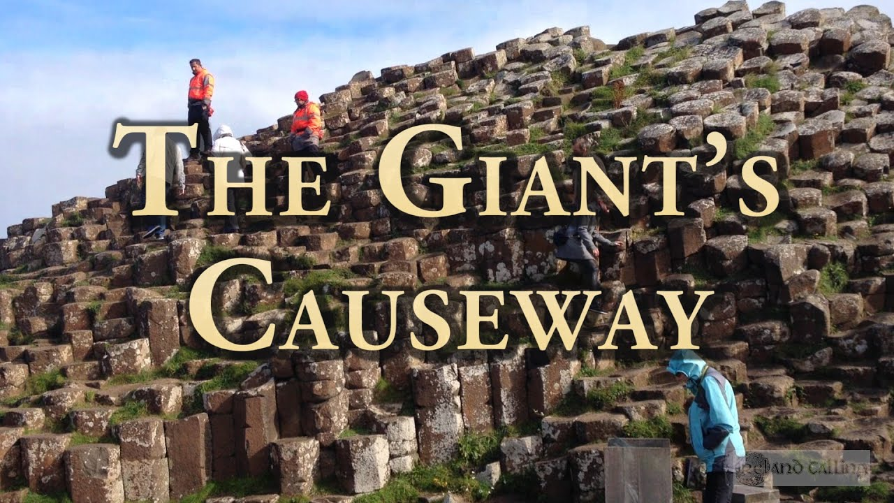 3 giant s causeway