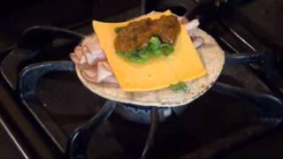 Taco Sandwich By Chef Papi