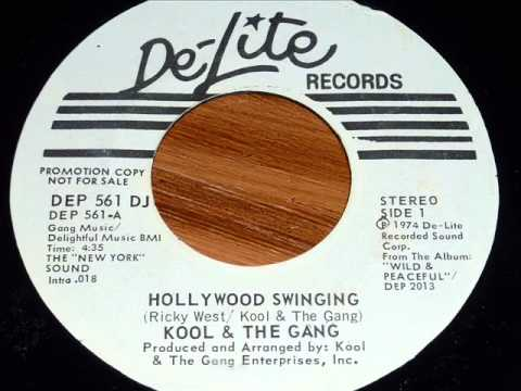 Kool & The Gang - Hollywood Swinging