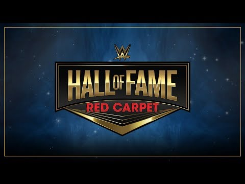 WWE Hall Of Fame 2019: Red Carpet