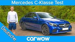 Mercedes C-Klasse 2020 Test | carwow Testberichte