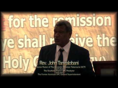 UPCI Vanuatu Preachers and Teachers