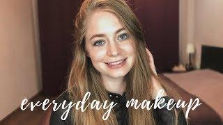 Макияж на каждый день бюджетной косметикой: видео-урок