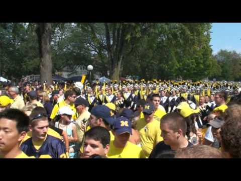 Game Day Ann Arbor, Michigan