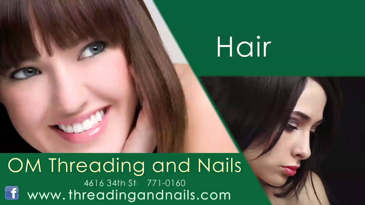 Om Threading Nails Youtube