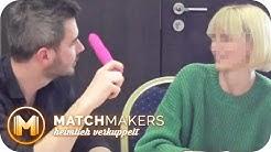 Erotische Marktforschung als Blind Date: Bricht das Eis bei Robert & Kerstin?   Matchmakers