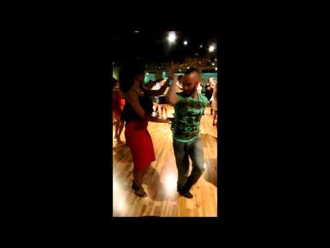 Tanja (Isl Touch) & Parker (Viva Dance) Bachata @ 2014 CSW