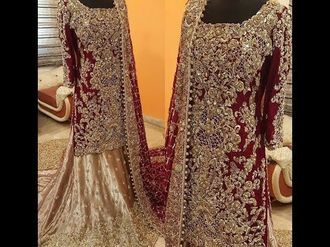 Wow What A Beautiful Dress Pakistani Bridal Dresses Latest